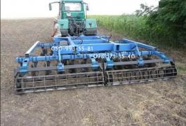 Disc harrow BDFP-2,4 trailed