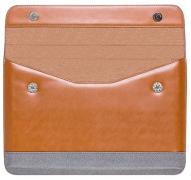 Elite case for laptop MacBook Apple.Genuine leather