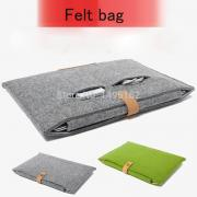 Felt laptop sleeve case cover bag for Apple MacBook Air Pr