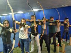 Лучный тир - Стрельба из лука в Киеве (Оболонь/Теремки)