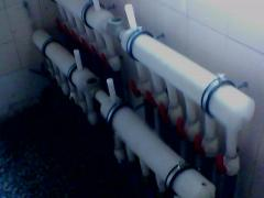 Опалення (систем опал) Каналізація Водопровід
