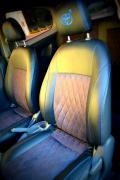 Тюнинг Внутренний Обшивка салона, перетяжка салона авто, перетяжка сидений