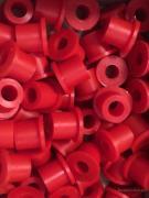 Втулки рессорные (сайлентблоки) полиуретановые