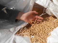 Wood pellet 6 mm