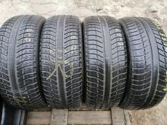 Зимові шини Michelin Primacy Alpin 205 / 55R16 шини бу зима 195/215/225/235